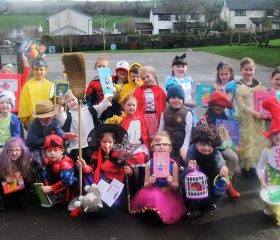 Year 1 and 2 world book day